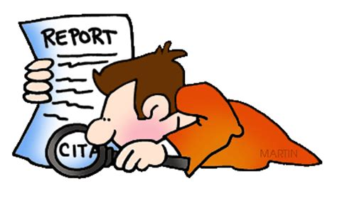 Some Advice on Writing a Technical Report